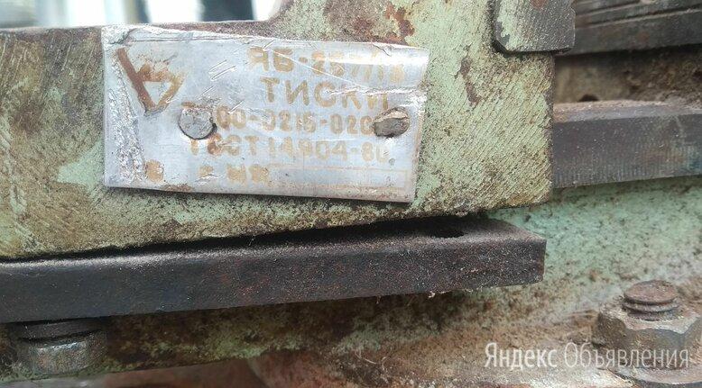 Тиски станочные яб-257/13 по цене 6000₽ - Тиски, фото 0