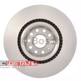 Тормозная система  - BOSCH 0986479204 0 986 479 204_диск тормозной передний\ Audi A3, VW Passat/Go..., 0