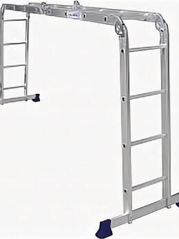 Кровля и водосток - Лестница -Трансформер 4,66 м  4х4 ТL 4044 Alumet, 0