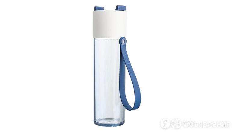 Бутылка для воды Mepal 0,5л (темно-синяя) по цене 840₽ - Аксессуары, фото 0