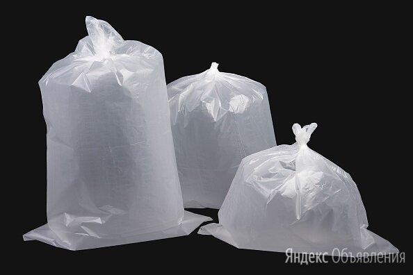 Мешок ПВД 68*108см 40мкм (черный) по цене 6₽ - Упаковочные материалы, фото 0