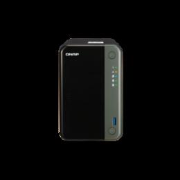 Сетевые накопители - Сетевое хранилище QNAP TS-253D-4G, 0
