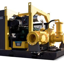Промышленные насосы и фильтры - Мотопомпа Atlas Copco PAS 300HF 440 FSC01 G10 SKID, 0