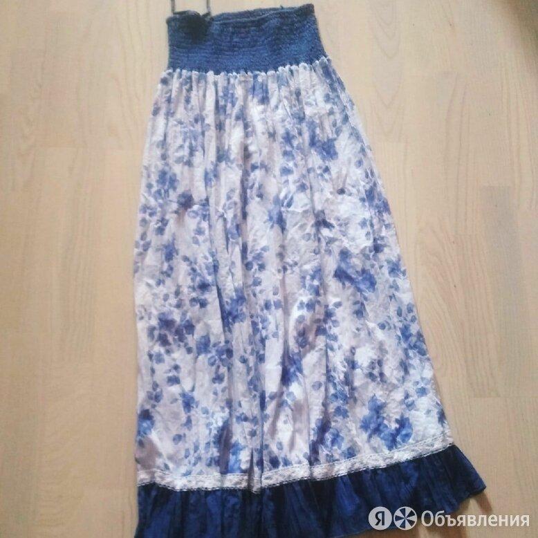 юбка-сарафан по цене 200₽ - Юбки, фото 0