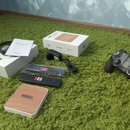 ТВ-приставки и медиаплееры - MeCool KM6 Deluxe 4/64, допы есть, 0