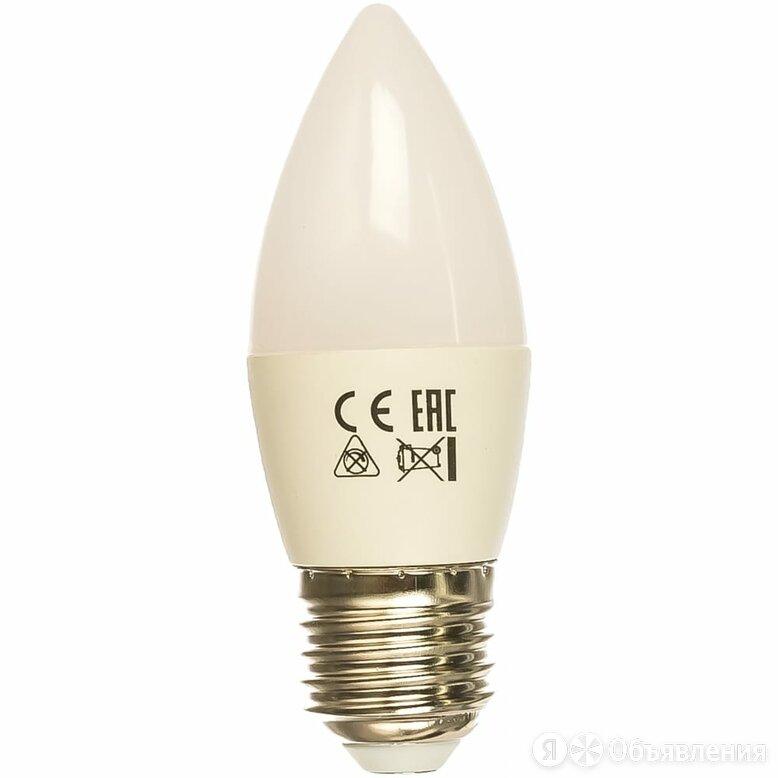 Лампа Gauss LED Elementary Candle 6W E27 2700K по цене 109₽ - Лампочки, фото 0