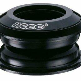 Подвеска и рулевое управление  - Рулевая колонка NECO H114, полуинтегрированная, нерезьбовая, 1-1/8 x 44/50 x 3, 0