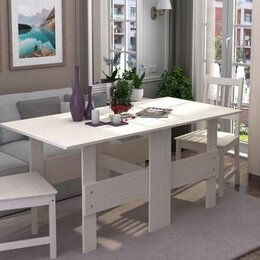 Столы и столики - Кухонный стол-книжка , 0