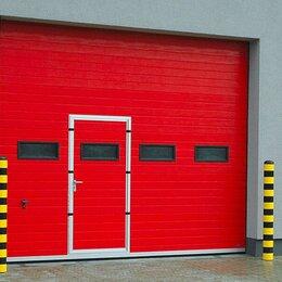 Заборы, ворота и элементы - Промышленные ворота, 0
