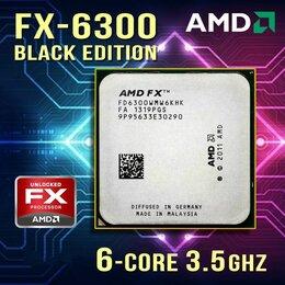 Процессоры (CPU) - Мощнейший 6 ядерный процессор amd fx 6300, торг, обмен на ваш с доплатой, 0