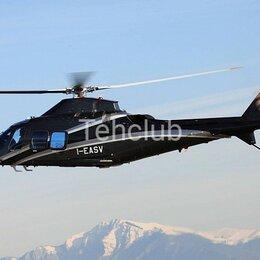 Вертолеты - Вертолет AW109 Grand, новый, 0
