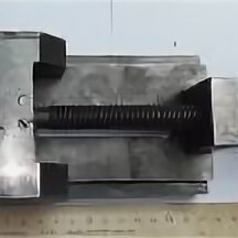 Тиски - Тиски лекальные 82 мм (ход губок 95мм), 0