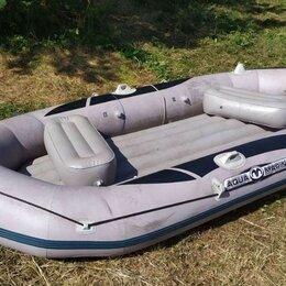 Надувные, разборные и гребные суда - Надувная лодка aqua marina bt-8880, 0