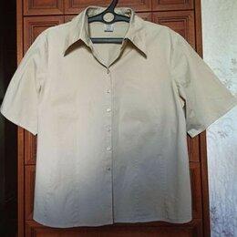 Рубашки - Рубашка хлопок. Размер 54, 0