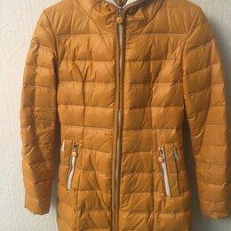 Куртки и пуховики - Куртка-пальто демисезонная, 0