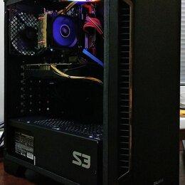 Настольные компьютеры - Игровой компьютер. Intel Xeon, GTX1050ti, wifi, SSD, 0