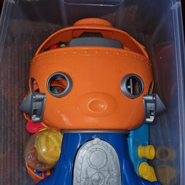 Развивающие игрушки - Октонавты подводная база октопот, octonauts, 0