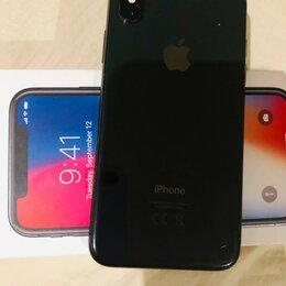 Мобильные телефоны - Айфон 10 оригинал , 0
