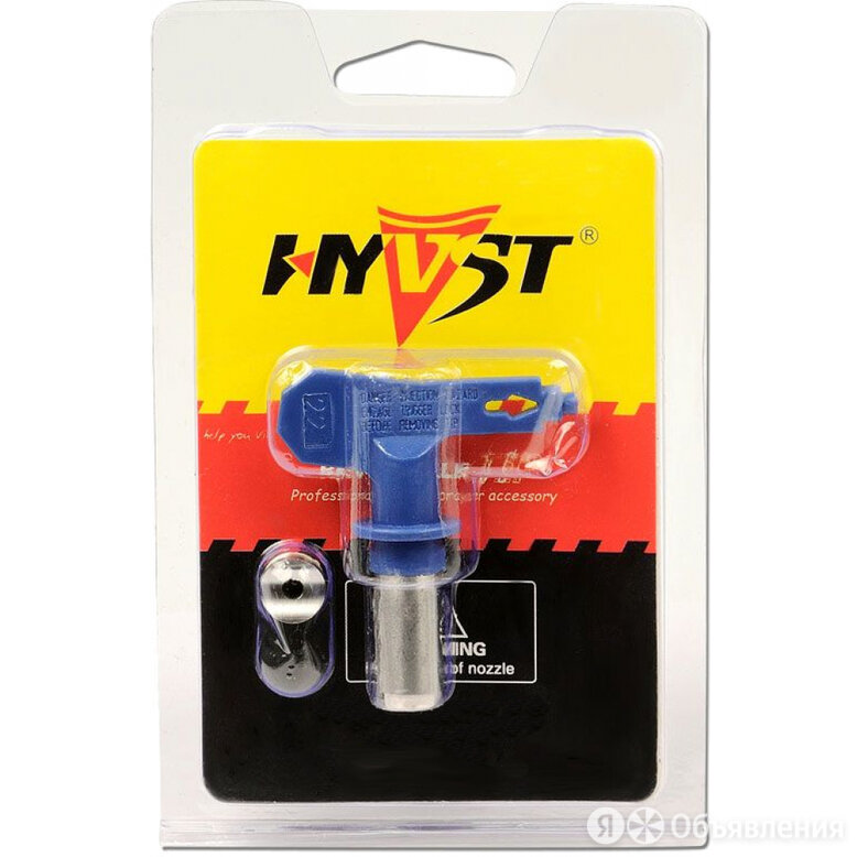 Безвоздушное сопло HYVST 425 по цене 1200₽ - Насосы и комплектующие, фото 0