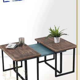 """Столы и столики - Стол трансформер """"Daviani"""" в стиле LOFT (арт:3557), 0"""