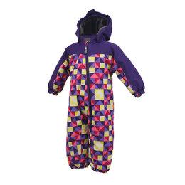 Бытовые услуги - Зимний комбинезон для девочки Color Kids Karlo, 0