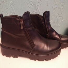 Ботинки - Ботинки женские зимние, 0