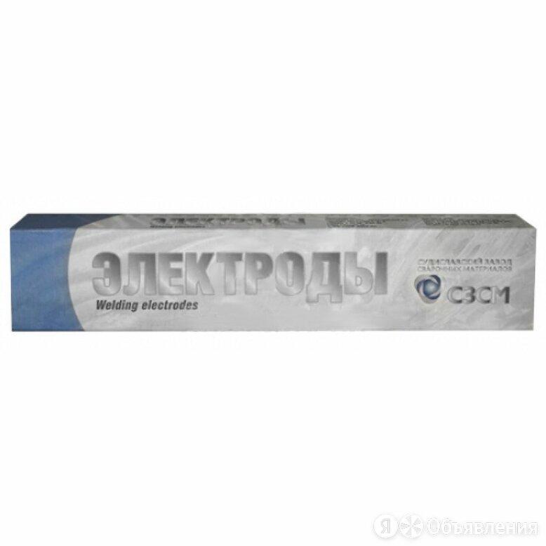 Электроды для MMA-сварки СЗСМ МР-3С по цене 657₽ - Электроды, проволока, прутки, фото 0