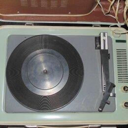 Проигрыватели виниловых дисков - Проигрыватель пластинок ЮНОСТЬ-301, 0