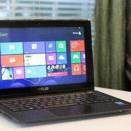 """Ноутбуки - 11.6"""" Ультрабук Asus с сенсорным экраном, 0"""