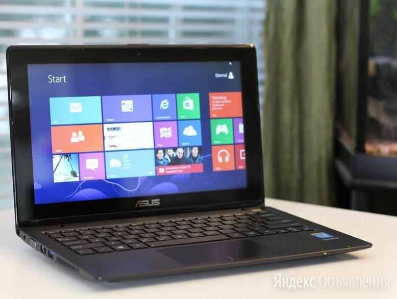 """11.6"""" Ультрабук Asus с сенсорным экраном по цене 27900₽ - Ноутбуки, фото 0"""