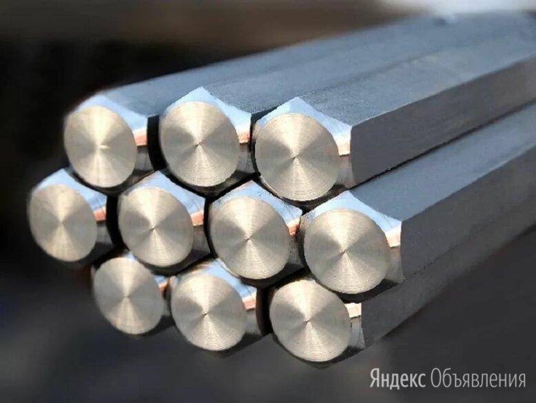 Шестигранник дюралевый 10мм ГОСТ 21488-97 по цене 148₽ - Металлопрокат, фото 0