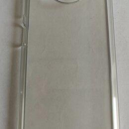 Чехлы - Чехол для смартфона Poco X3 NFC силиконовый, прозрачный, новый. , 0