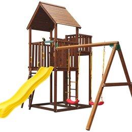Когтеточки и комплексы  - Игровой комплекс Jungle Gym Олимп, 0