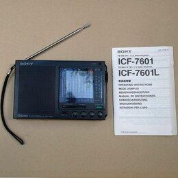 Радиоприемники - Радиоприемник Sony ICF-7601L винтажный, 0