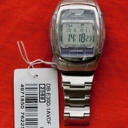 Наручные часы - Casio DB-E30D-1A, 0