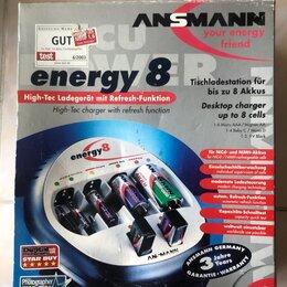 Зарядные устройства и адаптеры питания - Зарядка для батареек , 0