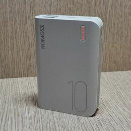 Универсальные внешние аккумуляторы - Внешний аккумулятор Romoss sense 4 mini 10000 power bank , 0