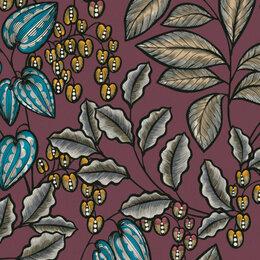Обои - Обои AS Creation Floral Impression 37754-6 .53x10.05, 0