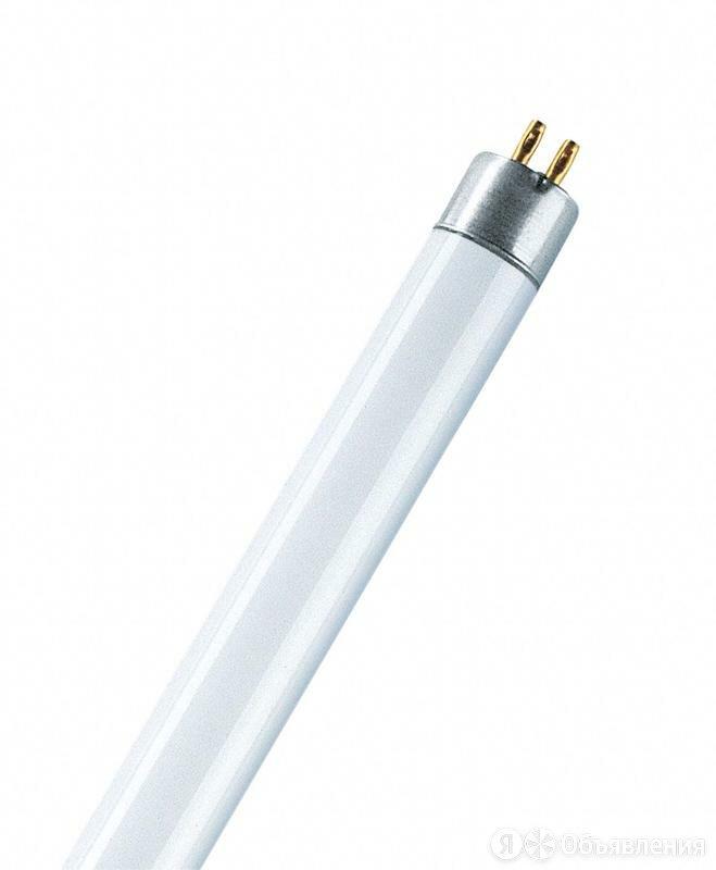 Лампа люминесцентная L 8W/640 8Вт T5 4000К G5 OSRAM 4050300008912 по цене 132₽ - Лампочки, фото 0