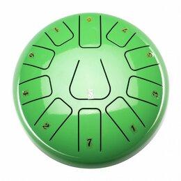 Ударные установки и инструменты - Foix FTD-88F-GR Глюкофон, 20см, Фа мажор, зеленый, 0