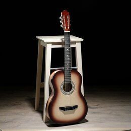 Акустические и классические гитары - Гитара акустическая 2К, 6 струн, 0