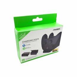 Аксессуары - Зарядная станция XBOX One/Series + 2 аккумулятора, 0
