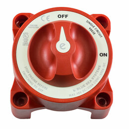 """Концевые, позиционные и шарнирные выключатели - Выключатель массы """"OFF-ON"""" (1 АКБ) 350А, 0"""