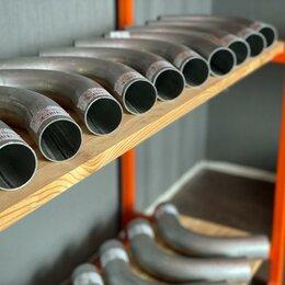 Выхлопная система - Отвод, алюминизированная сталь, 45/90 - 60/90 , 0