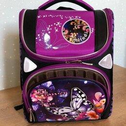 Рюкзаки, ранцы, сумки - Портфель школьный для девочки, 0