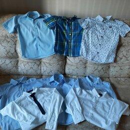 Рубашки - Рубашки школьные 122-128 р., 0