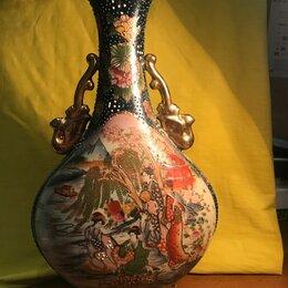 Вазы - Антикварная китайская ваза, 0