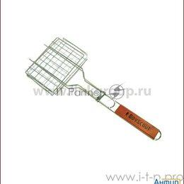 Решетки - Решетка гриль Boyscout 61307 для сосисок и колбасок 55  5 X21x16x2,5 Cм / 12, 0