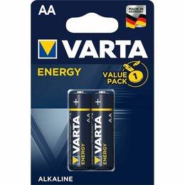 Батарейки - Батарейка АА LR6 Varta Energy, 0