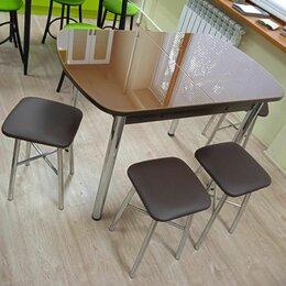 Стулья, табуретки - Табуреты и обеденный стол, 0